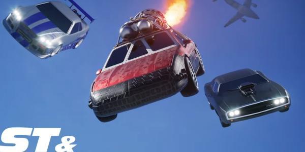 Los autos de Rápidos y Furiosos volverán a Rocket League