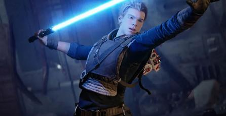 Discos de <em>Jedi: Fallen Order</em> dan versión next-gen en consolas sin lector