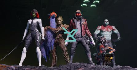 Marvel's Guardians of the Galaxy - Tráiler de Revelación