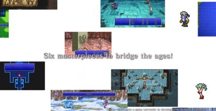 Final Fantasy: Pixel Remaster- Tráiler de Anuncio