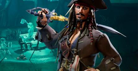 <em>Sea of Thieves: A Pirate's Life</em>: revelan imágenes de la aventura de Jack Sparrow