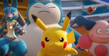 Pokemon Unite - Tráiler Cinemático de Avance