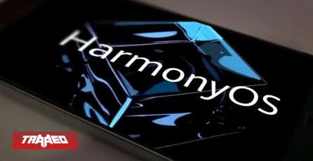 Huawei presenta nuevos productos basados en HarmonyOS2