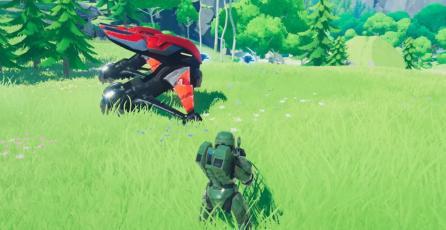 ¡Hermoso! Así luciría <em>Halo Infinite</em> si fuera un juego para Nintendo Switch
