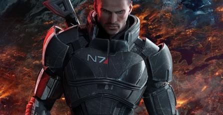 BioWare planeó un <em>Mass Effect</em> para Nintendo DS; se canceló por esta razón