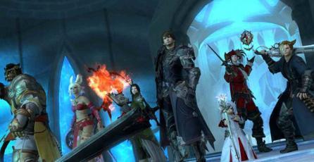 <em>Final Fantasy XIV</em> rompe su récord de jugadores en Steam