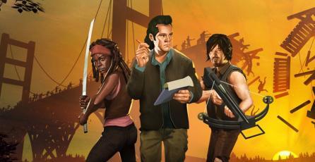 Gratis: ¡están regalando un curioso juego de <em>The Walking Dead</em> para PC!