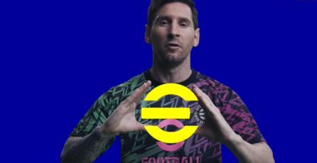eFootball - Tráiler de Revelación