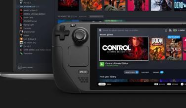 Valve: Steam Deck puede correr juegos más nuevos y toda la librería de Steam
