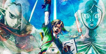 <em>The Legend of Zelda Skyward Sword HD</em> la está rompiendo en Amazon