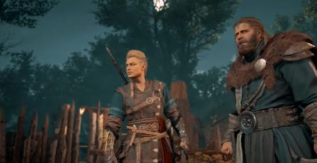 "Assassin's Creed Valhalla - Tráiler de Actualización ""Sigrblot"""