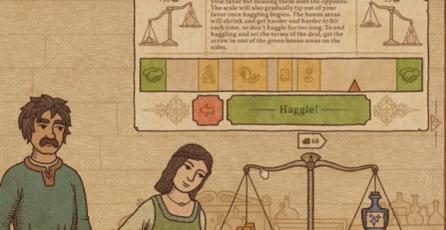 Potion Craft - Tráiler de Jugabilidad