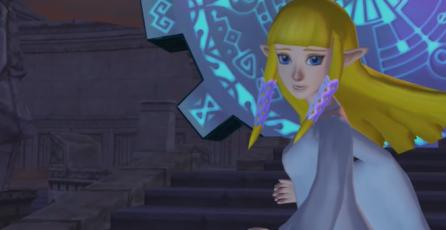 The Legend of Zelda: Skyward Sword HD - Tráiler de la Crítica