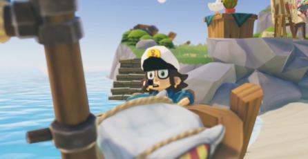 Trading Time - Tráiler de Anuncio   Gamescom 2021