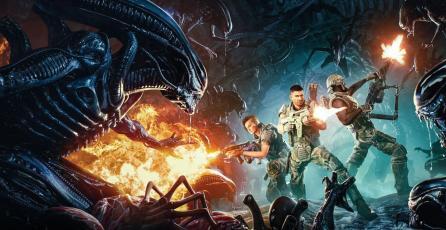 ¡Sorpresa! <em>Aliens: Fireteam Elite</em> debuta en el primer lugar en Reino Unido