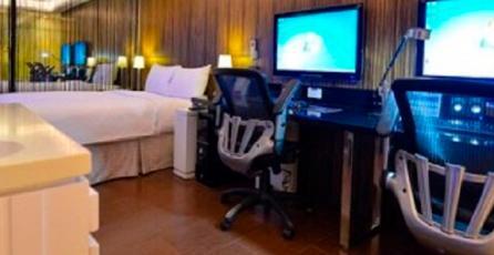 Algunos hoteles en China ofrecen PC Gamers en sus habitaciones