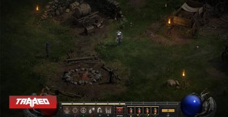 Para su lanzamiento Diablo II: Resurrected no tendrá modos TCP/IP y resolución UltraWilde es retirada por injusticias en multiplayer