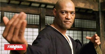 La razón de que Morpheus no apareciera en The Matrix Resurrections: Murió en el juego The Matrix Online