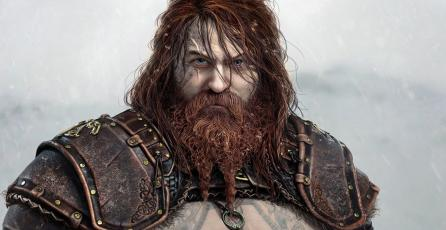 Ni guapo, ni musculoso; el Thor de <em>God of War Ragnarok</em> será panzón y apegado a la mitología
