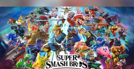 ¿Cuántos personajes hay en <em>Super Smash Bros. Ultimate</em>?