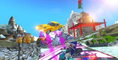 <em>Cruis'n Blast</em> ya está disponible en el Nintendo Switch