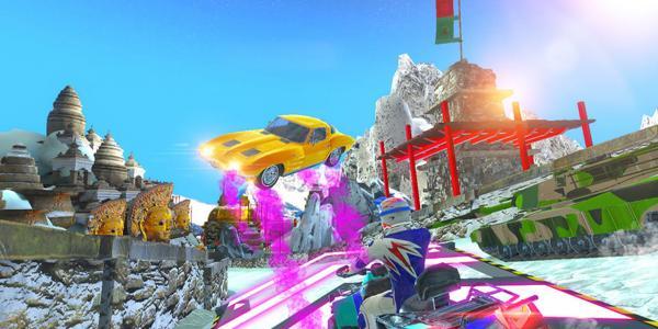 Cruis'n Blast ya está disponible en el Nintendo Switch