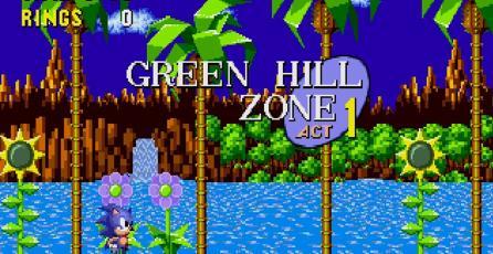 ¡Es encantador! El tema de <em>Green Hill Zone</em> de Sonic finalmente tiene letra