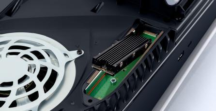 Ya puedes expandir la memoria de tu PS5; lista de algunos SSD compatibles que puedes comprar