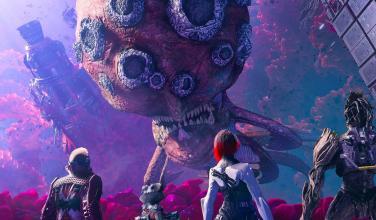 <em>God of War </em>y <em>The Last of Us</em> fueron influencia para <em>Marvel's Guardians of the Galaxy</em>