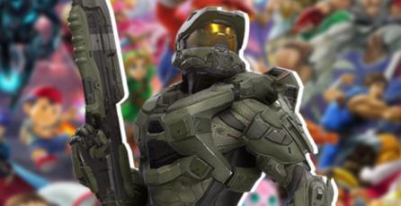 <em>Smash Bros.</em>: fans de <em>Halo</em> piden al Master Chief como último personaje DLC