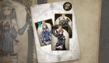 <em>Voice of Cards: The Isle Dragon Roars</em> tendrá contenido de <em>NieR</em>