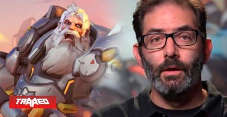 Y aún no se estrena: Overwatch 2 eliminó todas las referencias a Jeff Kaplan