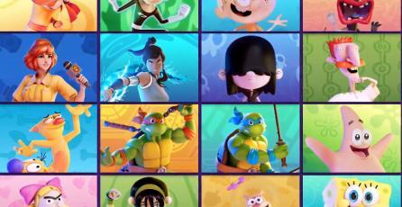 Nickelodeon All-Star Brawl - Tráiler de Lanzamiento