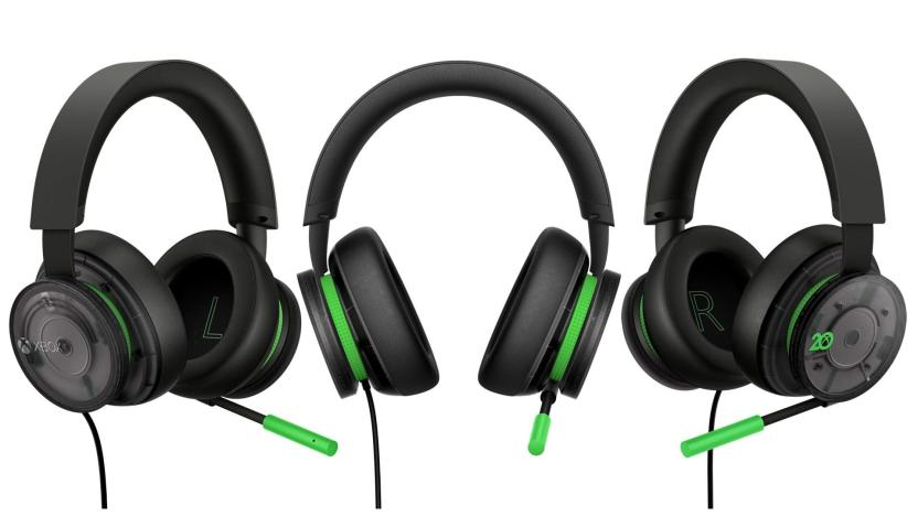 Xbox 20th Anniversary Special Edition headset