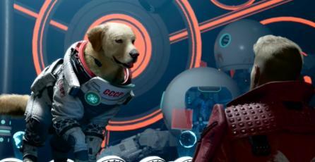 """Marvel's Guardians Of The Galaxy - Tráiler Cinemático """"Cosmo"""""""