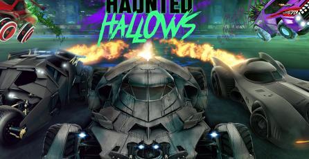 <em>Rocket League</em>: el evento de Halloween volverá con un montón de objetos gratuitos de Batman