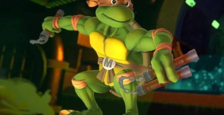 <em>Nickelodeon All-Star Brawl</em>: Miguel Ángel es tan poderoso que lo bannearon de un torneo