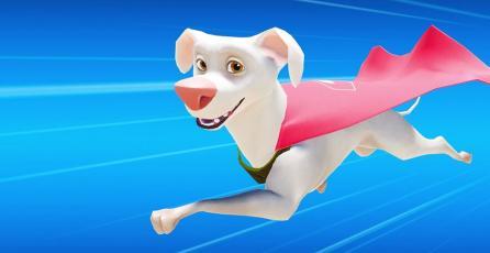 Kypto y Ace, perros de Superman y Batman, tendrán un juego para consolas y PC