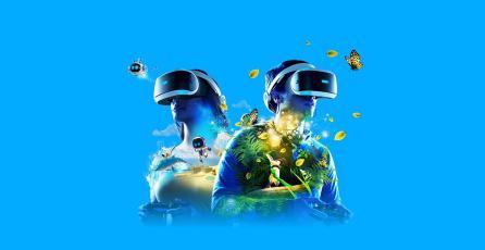 PlayStation VR a 5 años de su lanzamiento