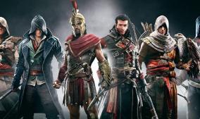 Varias entregas de Assassin's Creed cuesta menos de $100 MXN