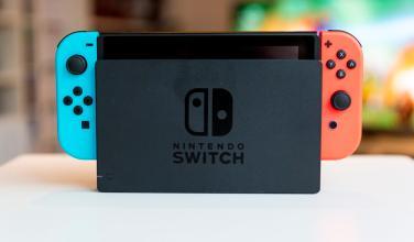 Se cumplen 5 años desde que el Switch fue mostrado por primera vez