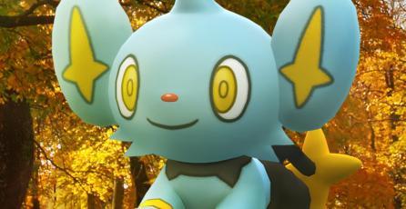 <em>Pokémon GO</em>: Shinx será el protagonista del Día de la Comunidad de noviembre